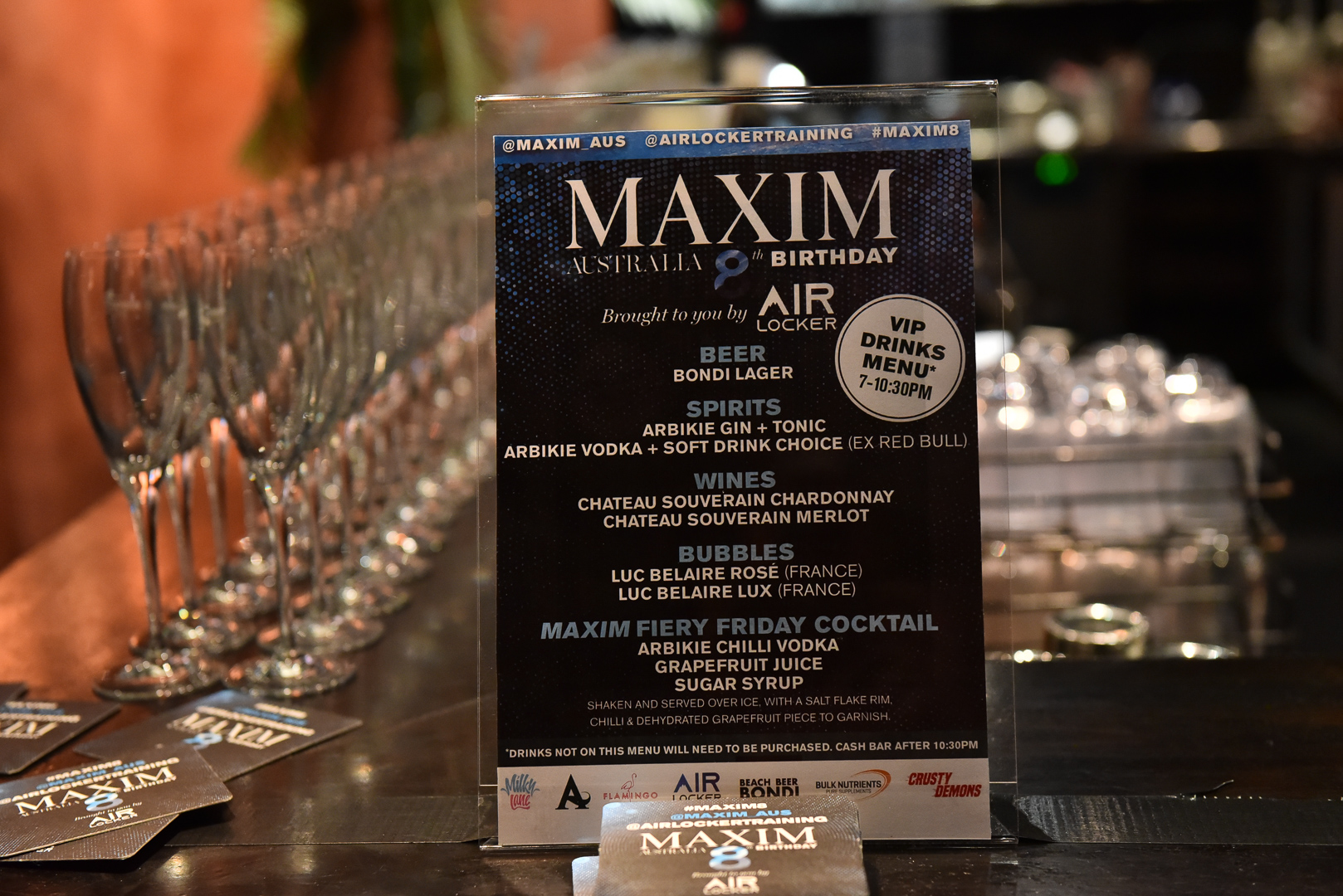 MAXIM_Australia_8th Birthday_2