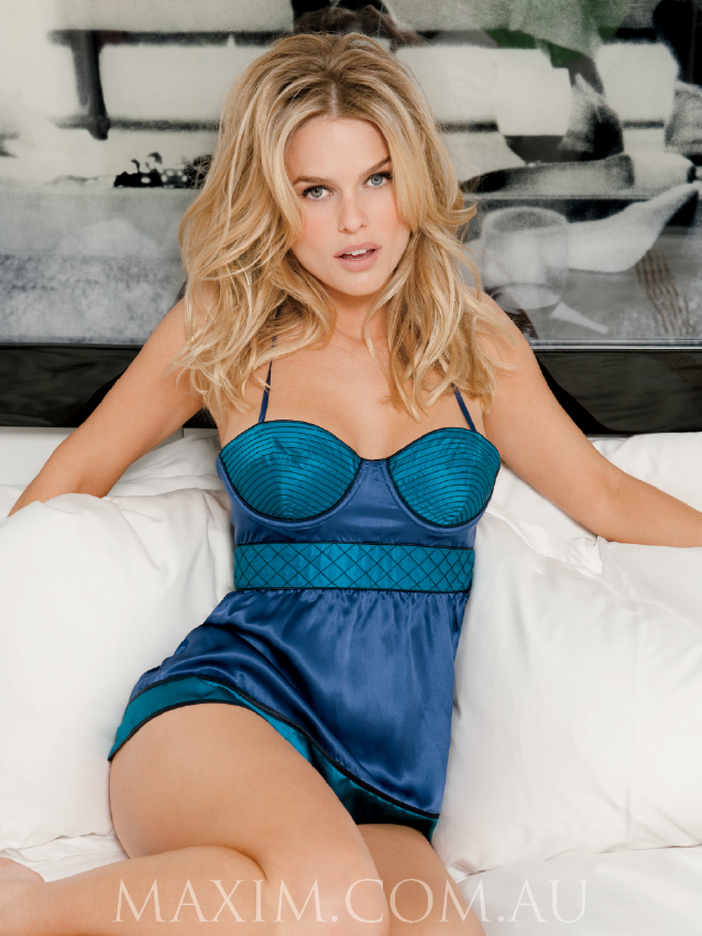 Photo Maxim Australia Alice Eve 2