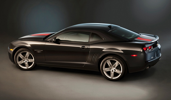 2012 Chevrolet Camaro – Article