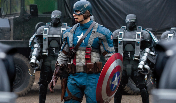 Captain America – Film Review