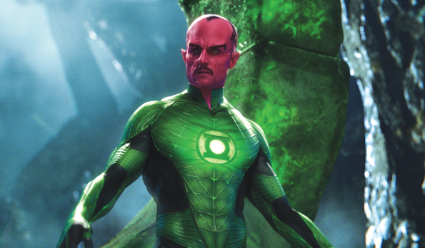 Green Lantern – Mark Strong Interview