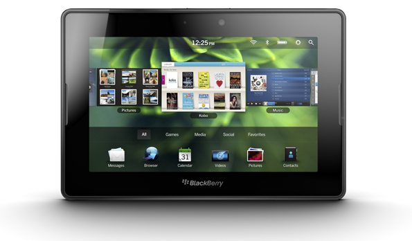 tech BlackBerry PlayBook feature