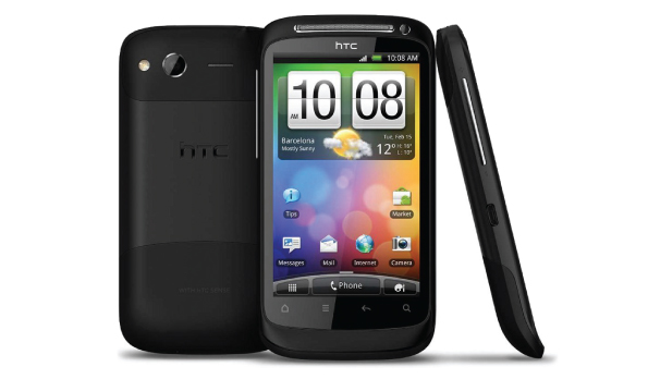 tech HTC Desire S feature