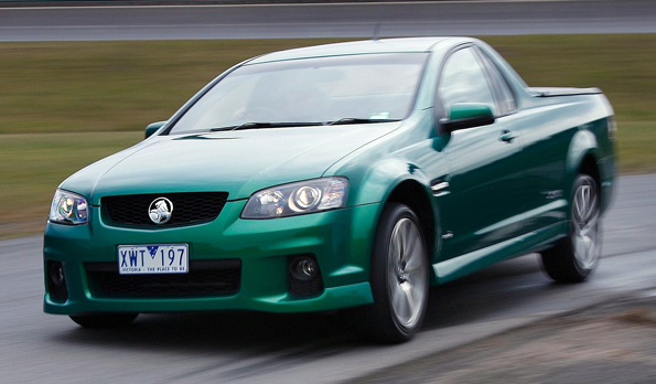 Holden VE II SSV Ute – Article