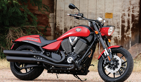 2011 Victory Hammer S – Article
