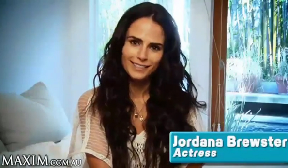 Jordana Brewster – Video