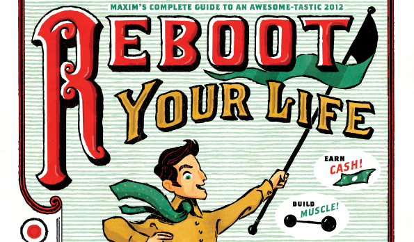 Reboot Your Life – Article