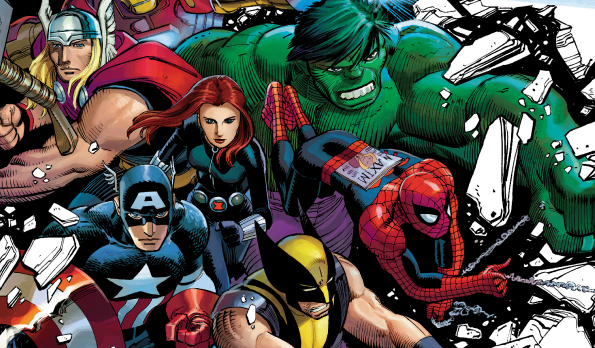 The History of Marvel