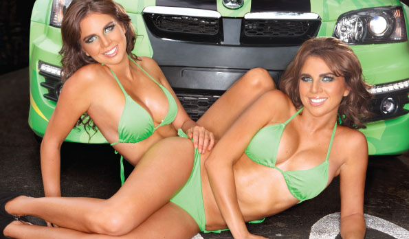 Pepsi Max Twins – Laura and Emily Sayers