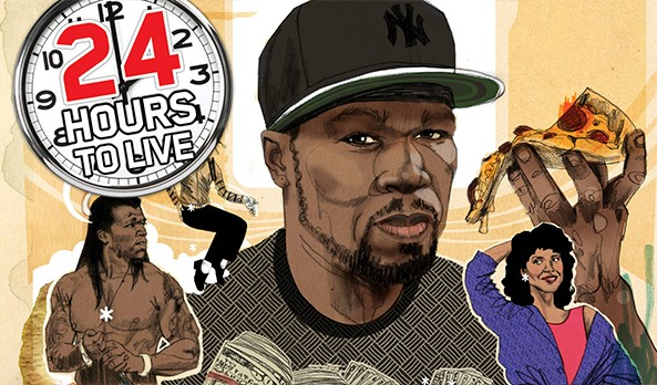 24 Hours To Live – 50 Cent