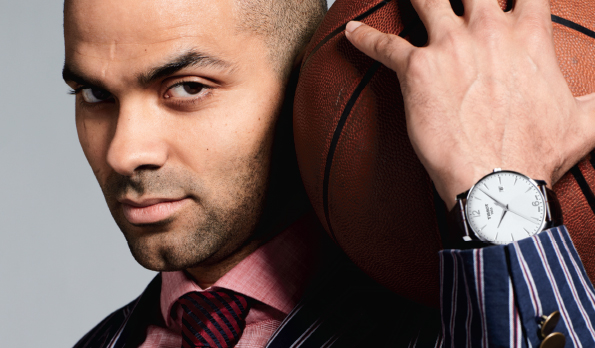Tony Parker Fashion