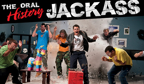 The Oral History of Jackass