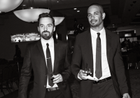 Jake Johnson & Damon Wayans Jr.