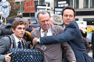 VINCE VAUGHN: UNFINISHED BUSINESS